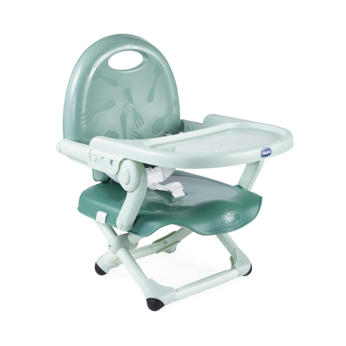 Chicco Pocket Snack Booster Seat-Sage (NEW 2021)