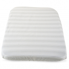 Chicco Pack Of 2 Cotton Next2Me Crib Sheets-Air (NEW 2021)