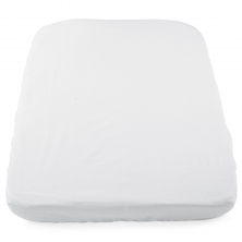 Chicco Next2Me Hygienical Terry Cloth Mattress Cover-White