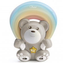 Chicco First Dreams Rainbow Bear Night Light (NEW 2021)