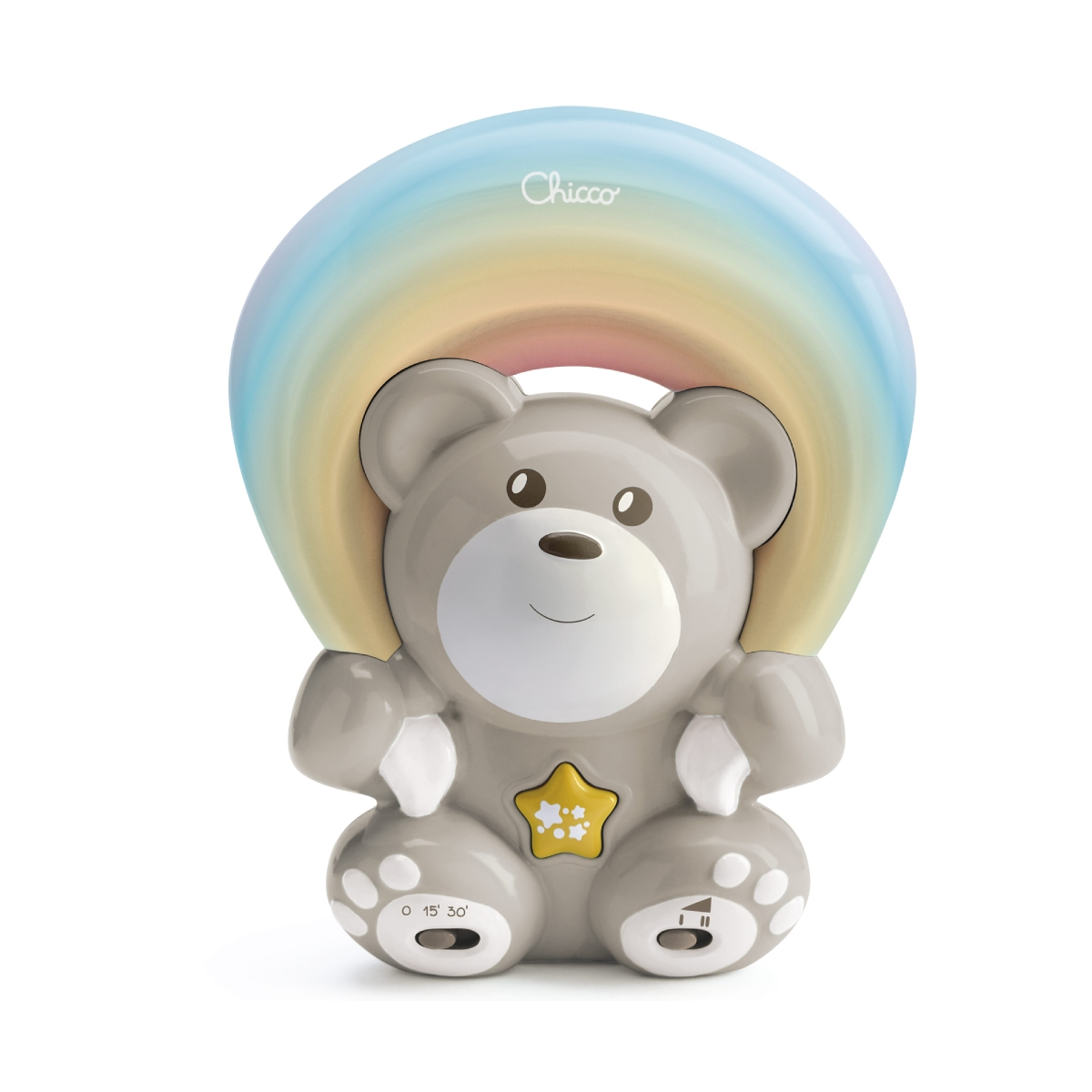 Chicco First Dreams Rainbow Bear Night Light (NEW 2021)