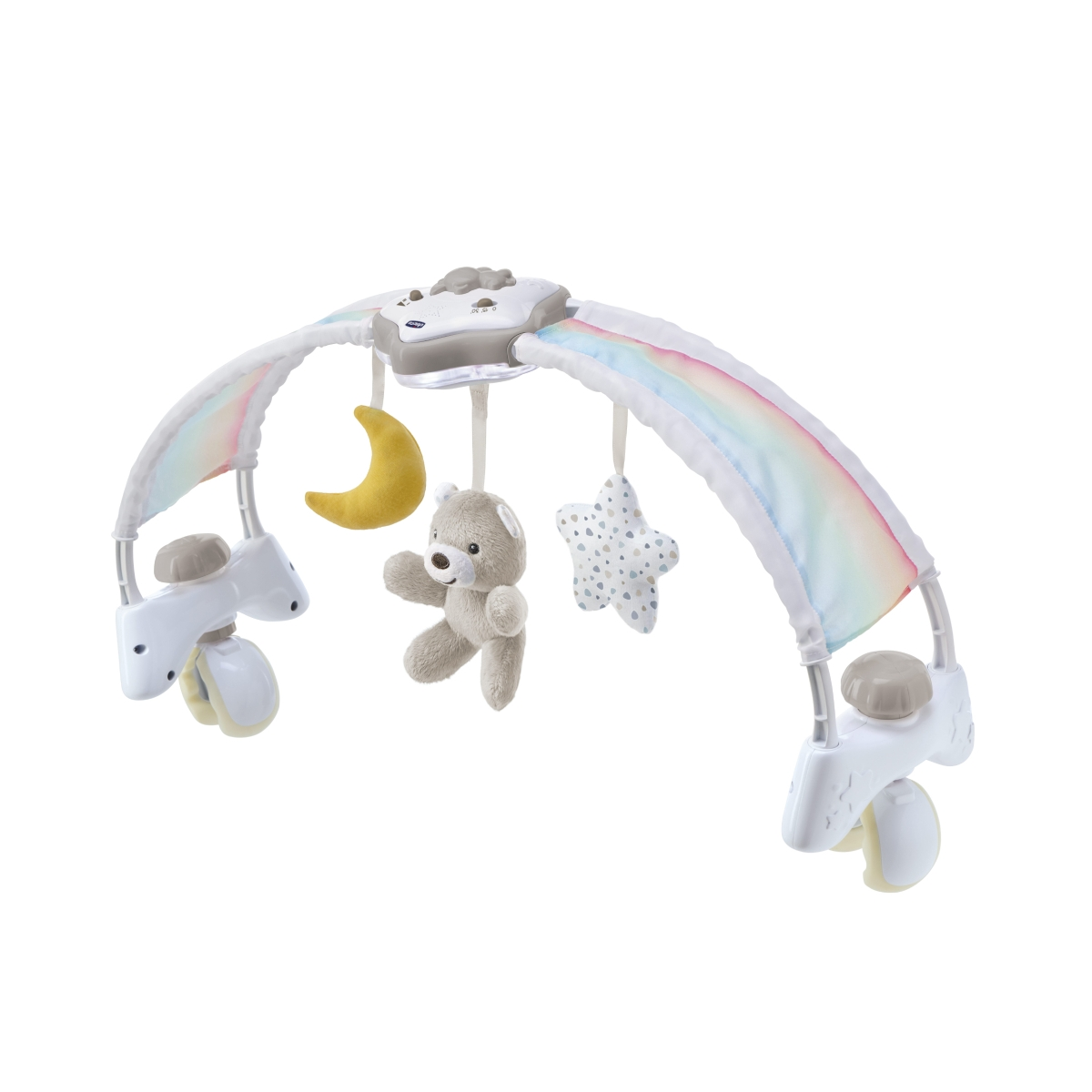 Chicco First Dreams Rainbow Sky Bed Arch (NEW 2021)