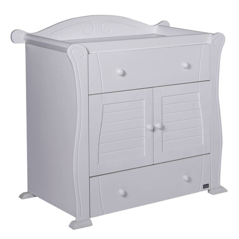 Tutti Bambini Marie Chest Changer-White