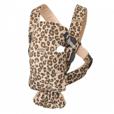 Baby Bjorn Mini Baby Carrier-Beige/Leopard