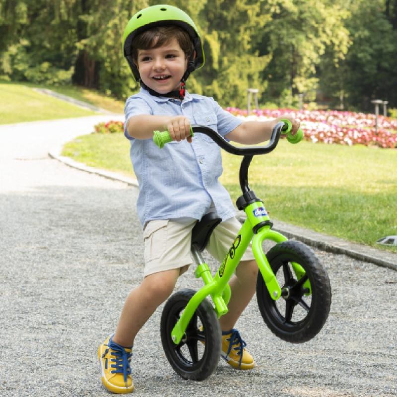 Chicco Bullet Balance Bike-Green