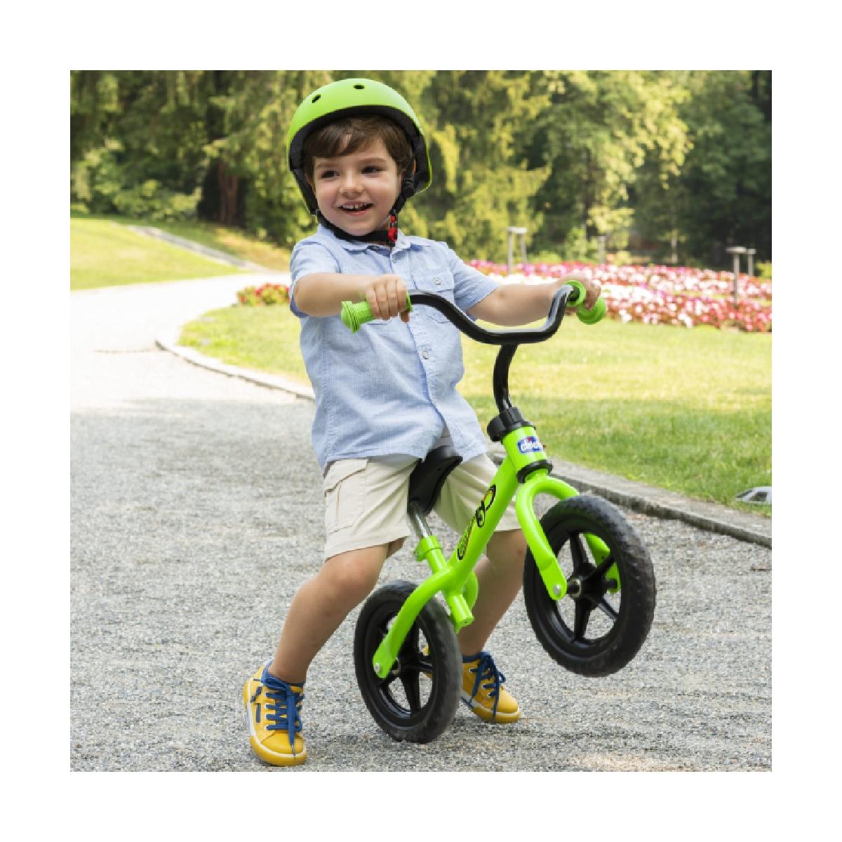 Chicco Balance Bike Green Rocket