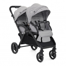 Joie EvaLite DUO Pushchair-Grey Flannel