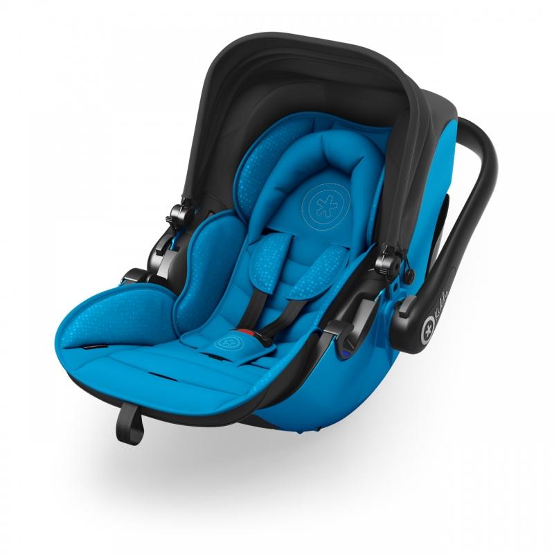 Kiddy Evolution Pro 2 Group 0+ Car Seat-Summer Blue