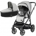 BabyStyle Oyster 3 City Grey Finish 2in1 Pram System-Tonic (NEW 2021)