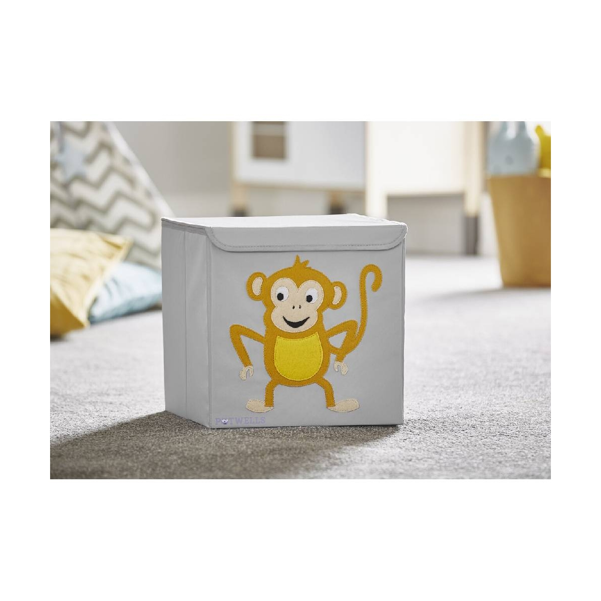 Potwells Monkey Storage Box (2021)