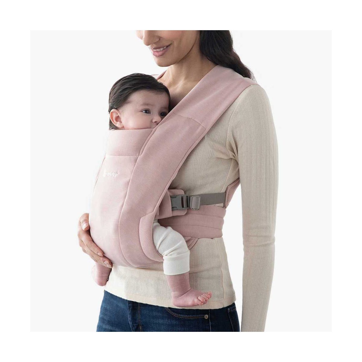 Ergobaby Embrace Baby Carrier-Blush Pink (2021)