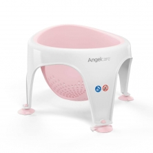 Angelcare Soft Touch Baby Bath Seat-Pink (2021)