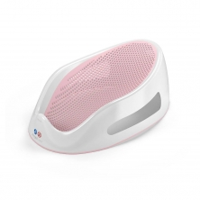 Angelcare Soft Touch Bath Support-Pastel Pink (2021)
