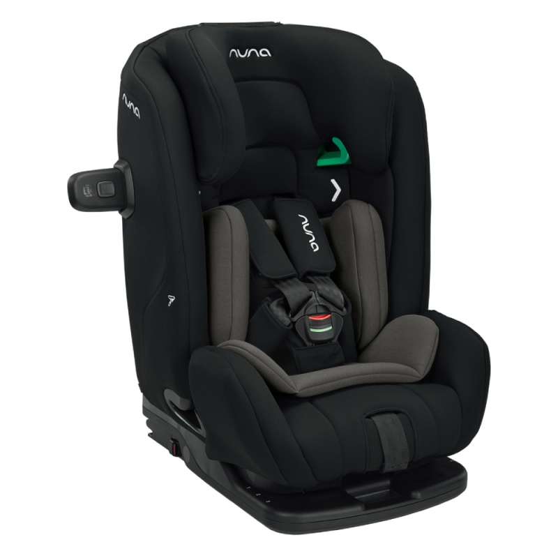 Nuna Myti Group 1/2/3 Car Seat-Caviar (New)