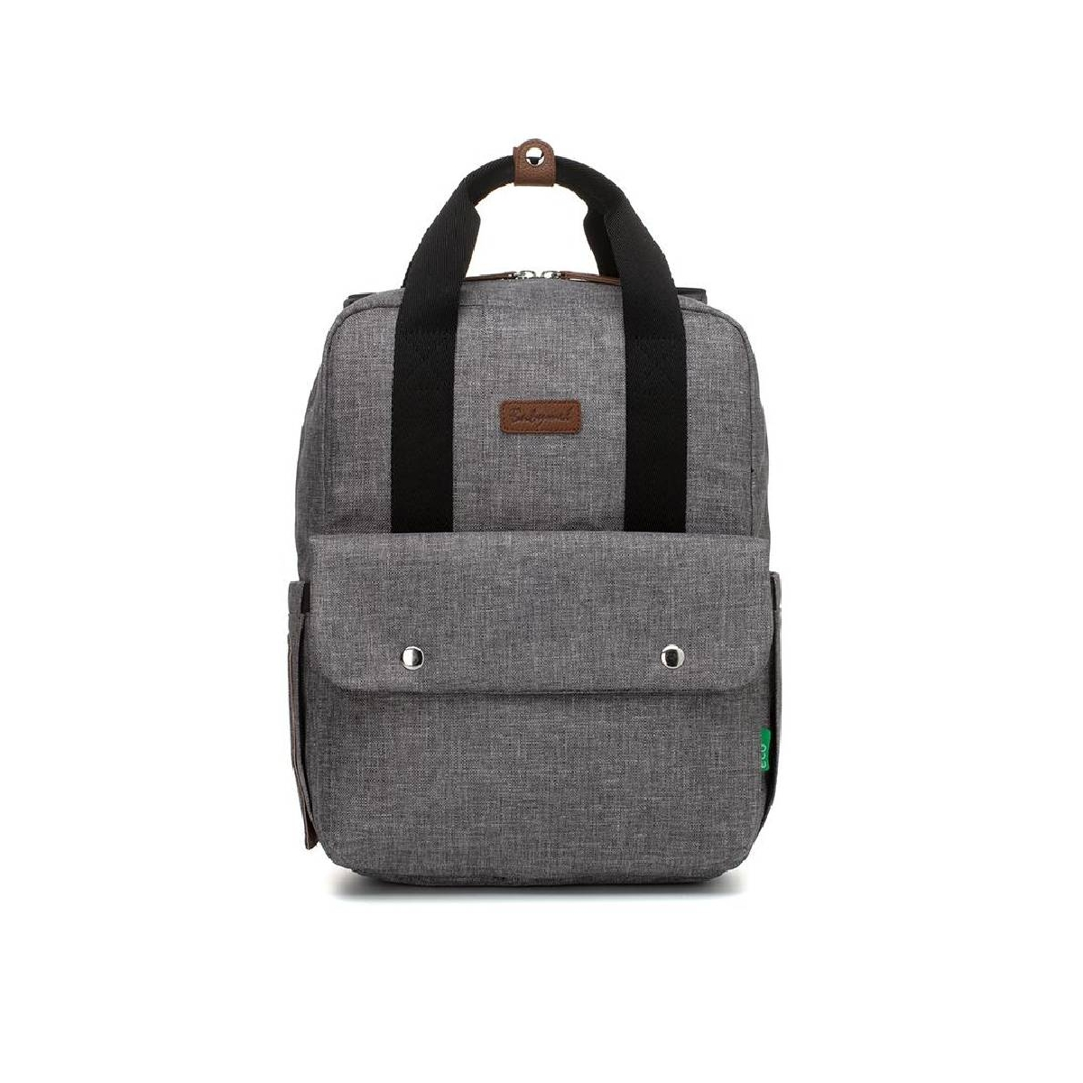 Babymel Georgi ECO Convertible Backpack-Grey (2021)