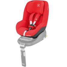 Maxi Cosi Pearl Group 1 Car Seat-Nomad Red