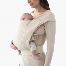 Ergobaby Embrace Baby Carrier-Cream (2021)