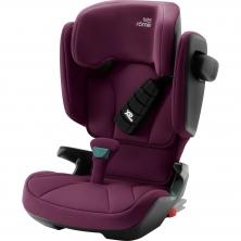 Britax KIDFIX i-SIZE Group 2/3 Car Seat-Burgundy Red (NEW 2021)