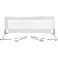 Dreambaby Prague Xtra-Large Folding Bedrail-White (2021)