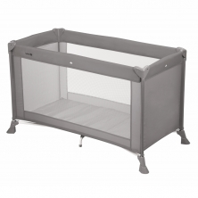 Safety 1st Soft Dreams Travel Cot-Grey (NEW 2021)