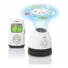 Vtech Safe & Sound Audio Monitor with LCD & Light Show-BM2200 (YBC)
