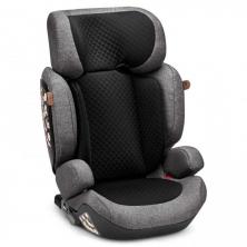 ABC Design Mallow Group 2/3 Isofix Car Seat-Asphalt (2020)