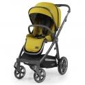 BabyStyle Oyster 3 City Grey Finish Stroller-Mustard