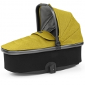 Babystyle Oyster 3 City Grey Finish Carrycot-Mustard