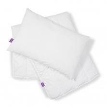Snuz Duvet and Pillow bundle 4.0 Tog-White