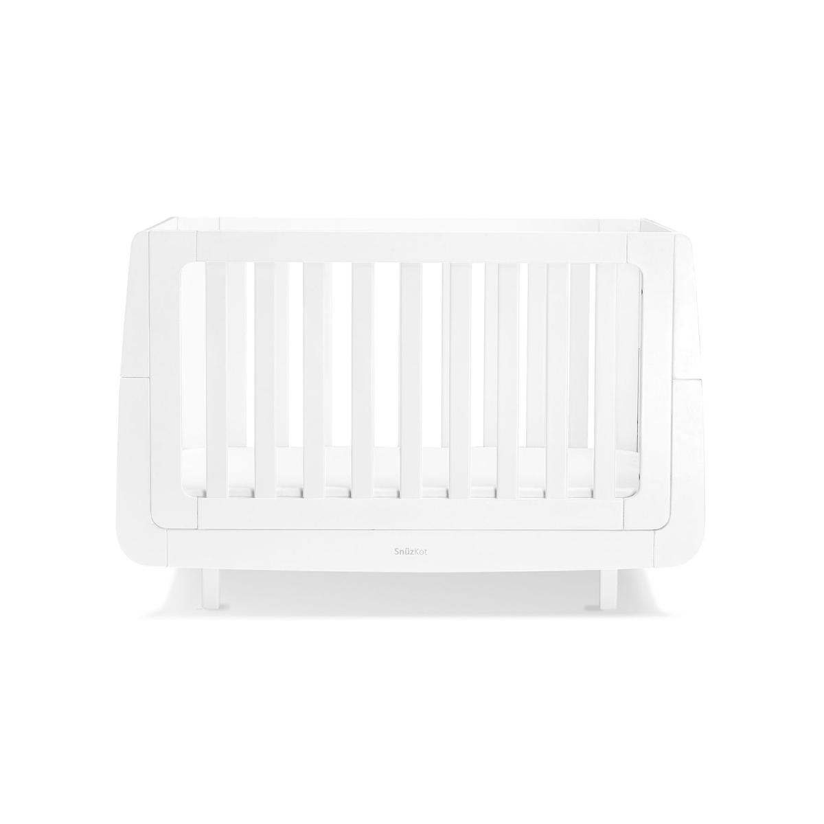 SnuzKot Mode Cot Bed White