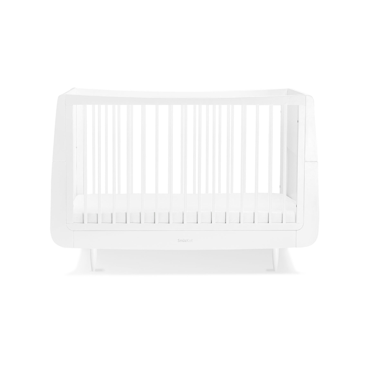 SnuzKot Skandi Cot Bed White
