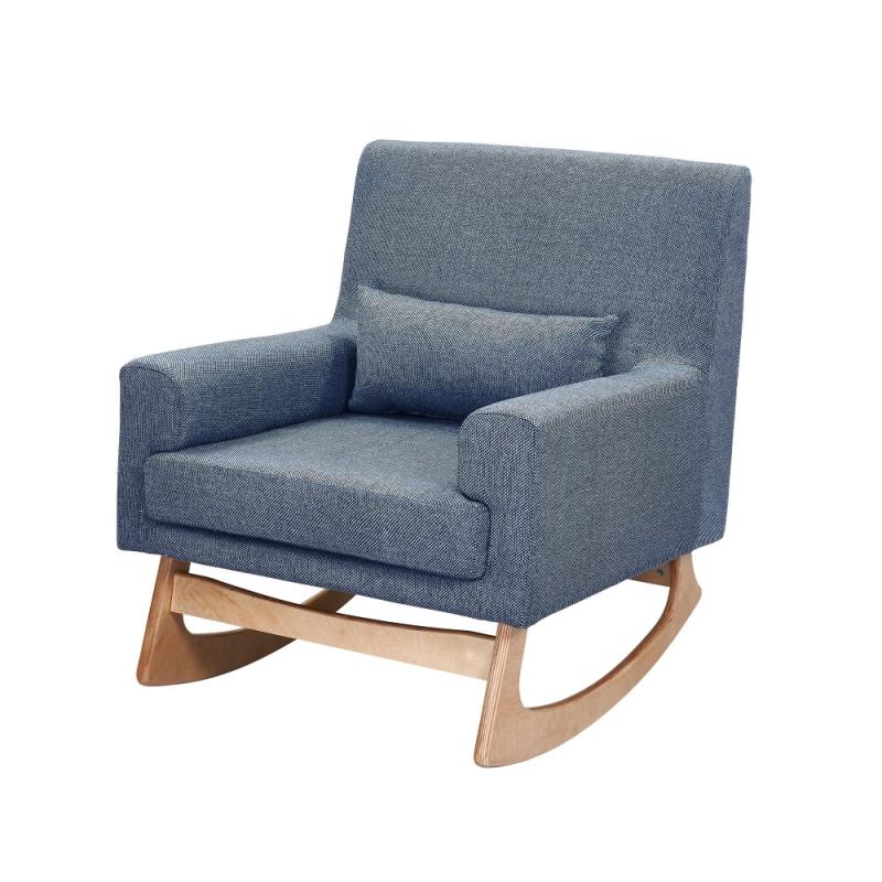 Gaia Serena Rocking/Feeding Chair-Midnight