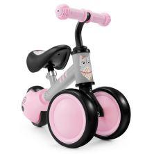 Kinderkraft Cutie Balance Bike-Pink