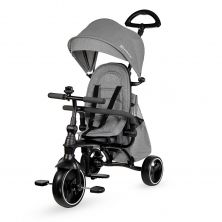 Kinderkraft Jazz Tricycle-Grey Melange