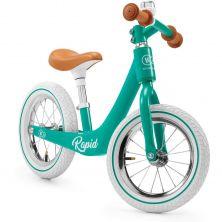 Kinderkraft Rapid Balance Bike-Midnight Green