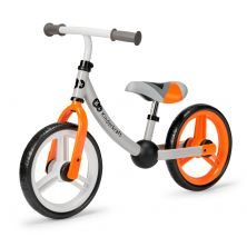 Kinderkraft 2Way Next 2021 Balance Bike-Blaze Orange