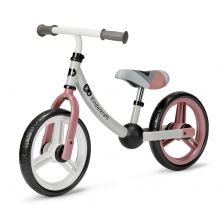 Kinderkraft 2Way Next 2021 Balance Bike-Rose Pink