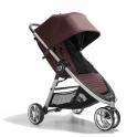 Baby Jogger City Mini 2 Single Stroller-Brick Mahogany