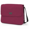 Babystyle Oyster 3 Changing Bag-Cherry