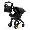 Doona Infant Car Seat Stroller LIMITED EDITION-Midnight+ FREE Essentials Bag Worth £54.99!