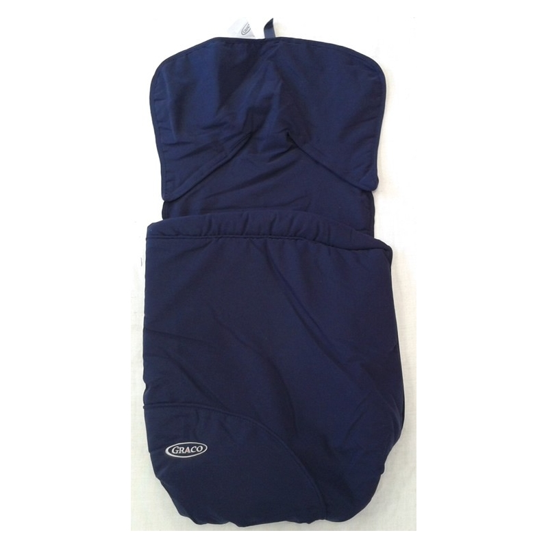 Graco Footmuff-Navy Blue *CLEARANCE**