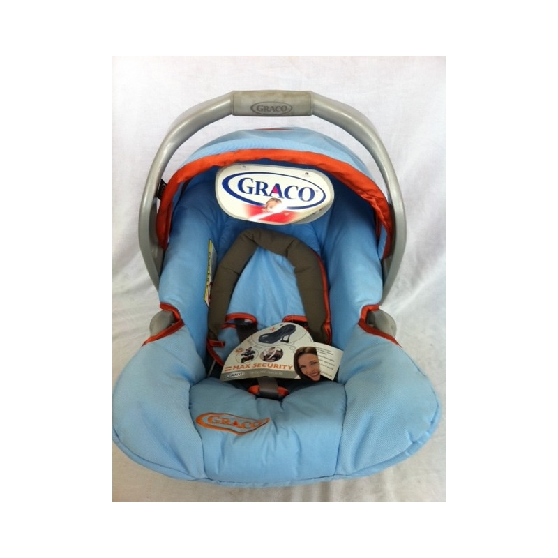 Graco Autobaby 0+ Car Seat With Base-Outdoor Sport *CLEARANCE**