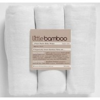 Little Bamboo 3 Pack Muslin Baby Wraps