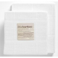 Little Bamboo Airflow Cellular Bassinet Blanket