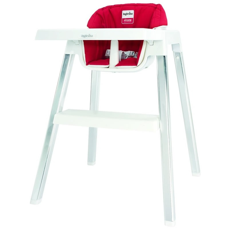 Inglesina Club Highchair-Red *CLEARANCE**