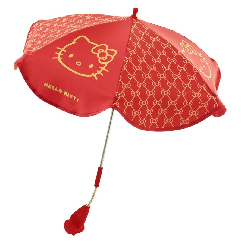 My First Hello Kitty Parasol-Red