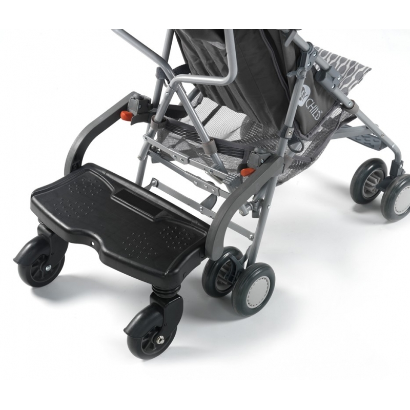 My Child Ride-On Buggy Board-Black