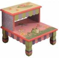 Teamson Magic Garden Step Stools (KYW-7486A)