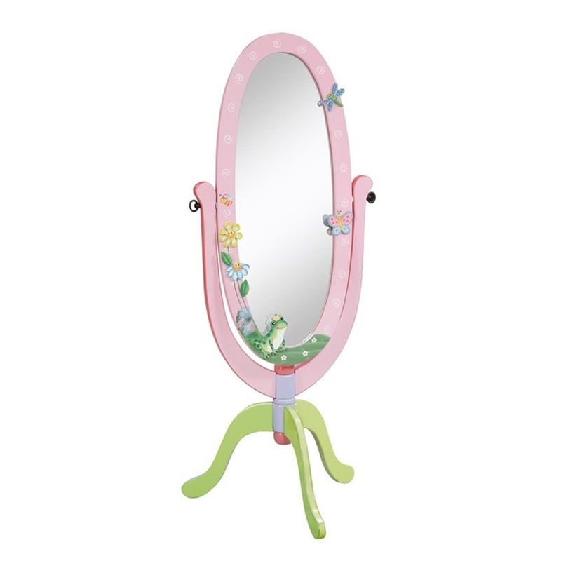 Teamson Magic Garden Standing Mirror (KYW-8968A)