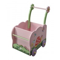Teamson Magic Garden Push Cart (9840A)